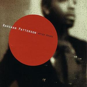 Rahsaan Patterson